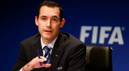 FIFA's legal chief Marco Villiger leaves governing body