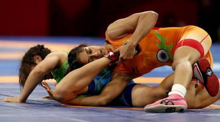 Asian Games 2018 Live, Wrestling Live Updates Streaming: Vinesh Phogat to wrestle for gold; Sakshi Malik, Pooja Dhanda for bronze