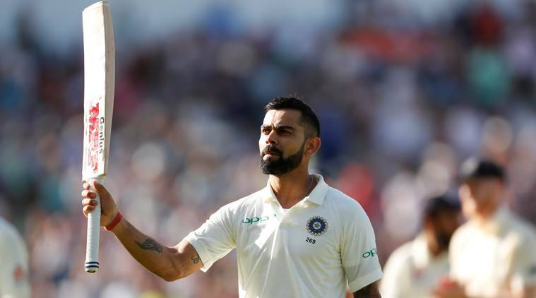 India vs England: Virat Kohli wages a lone battle to scale the first summit