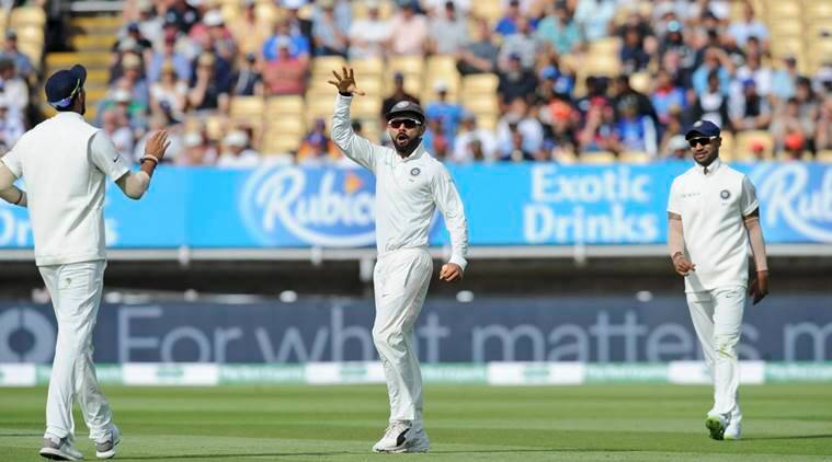 Ashwin and Sharma leave England reeling in 1st Test