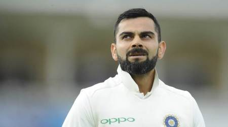 India vs England: Virat Kohli hits 23rd Test ton as visitors set daunting target for England