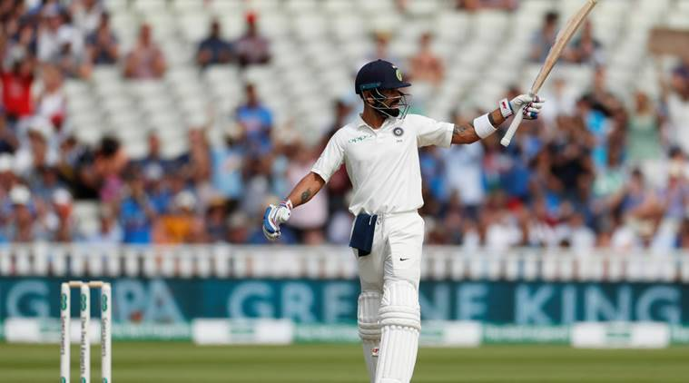 England vs India, second Test, day four