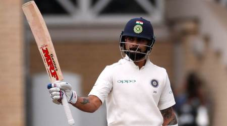 Virat Kohli creates captaincy record in England with 23rd Test century