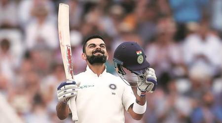 India vs England: Virat Kohli puts champagne on ice