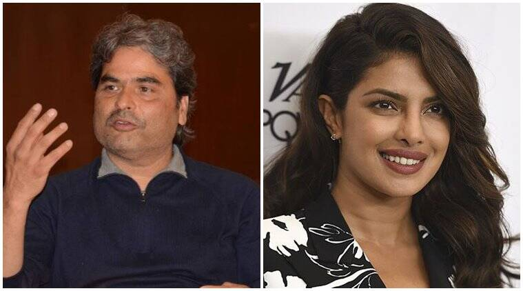 vishal bhardwaj and priyanka chopra next film