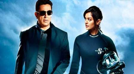 Vishwaroopam 2 movie review
