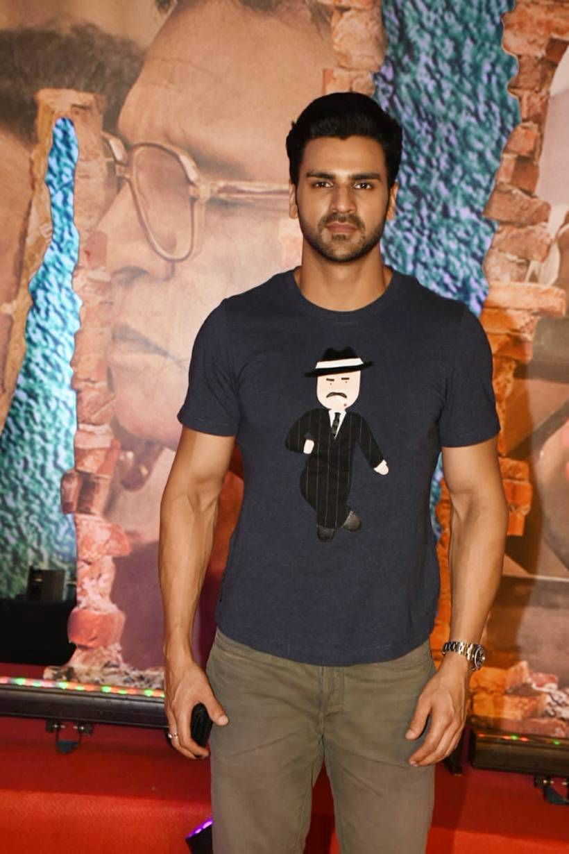 Vivek Dahiya at Home screening