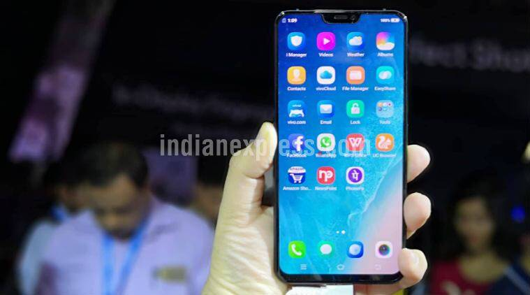 vivo, vivo greater noida plant, vivo greater noida plant investion, vivo make in india, vivo nex, vivo x21, vivo Y53, vivo Y71, vivo Y83, vivo V9, vivo V9 Youth, idc data, smartphones, vivo india