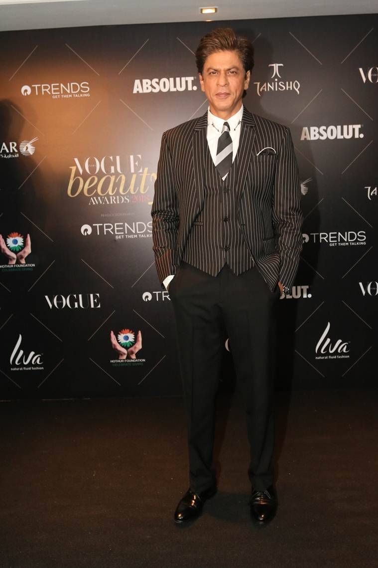 shah rukh khan at Ultimate Man of the Decade