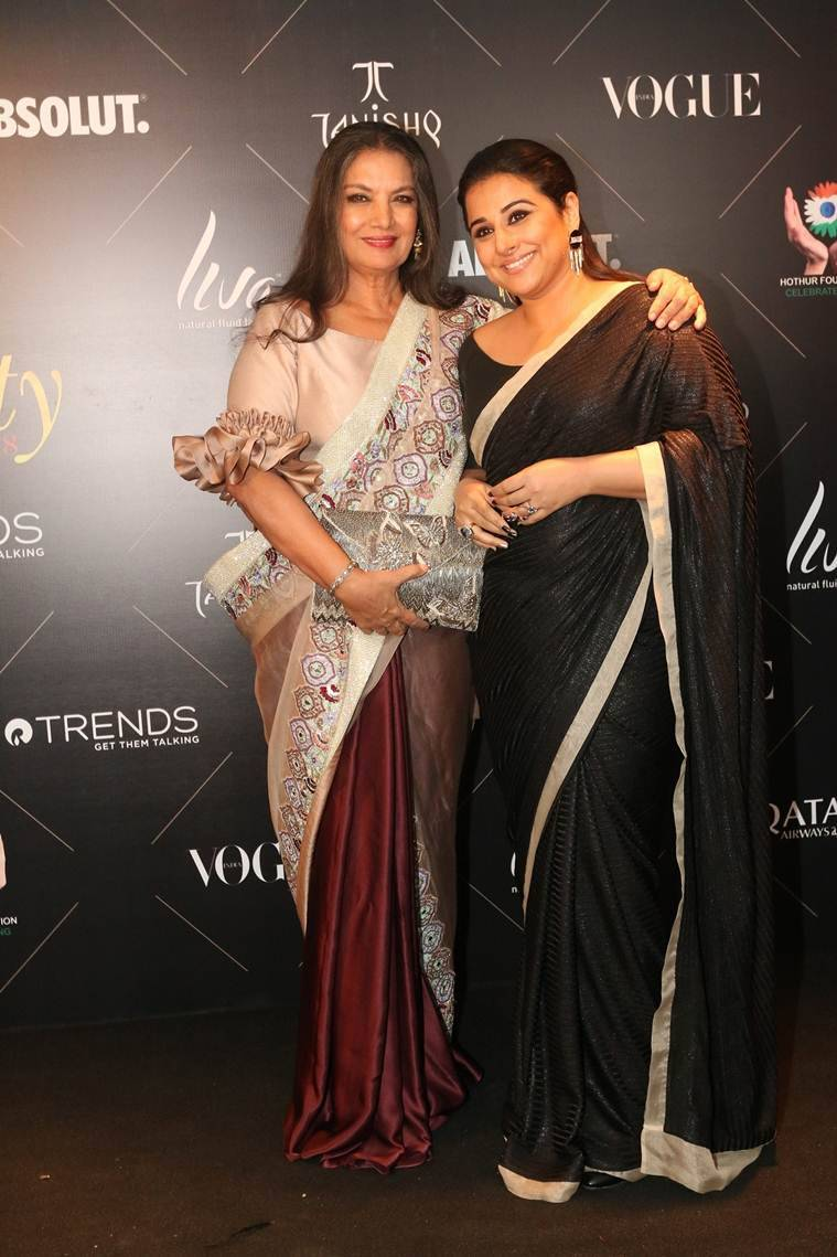 vidya balan at Vogue Beauty Awards