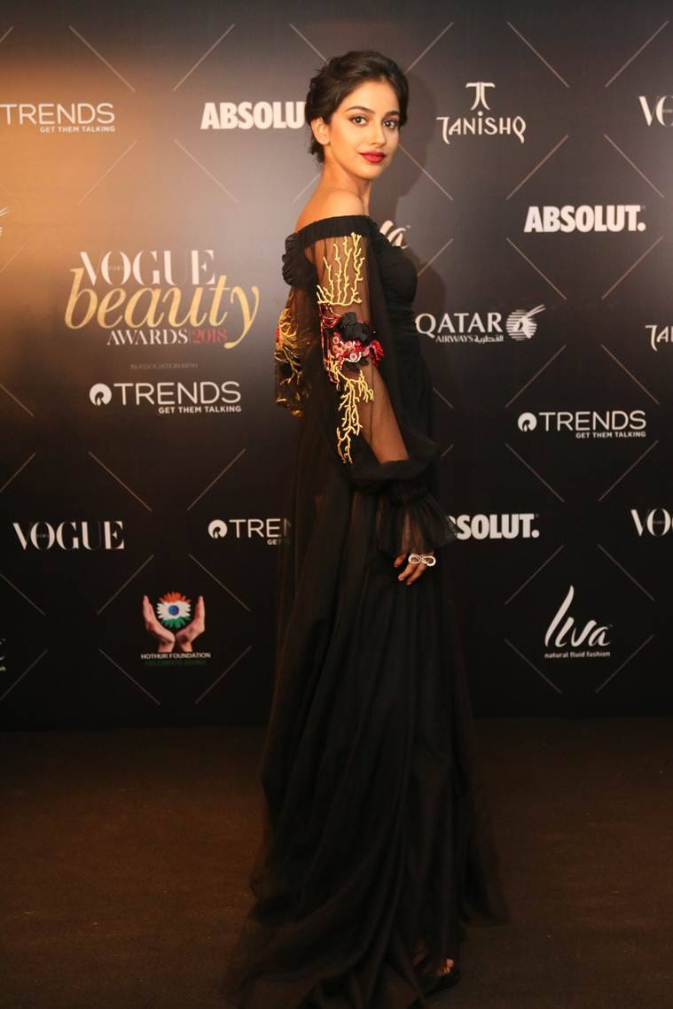 banita sandu at vogue awards