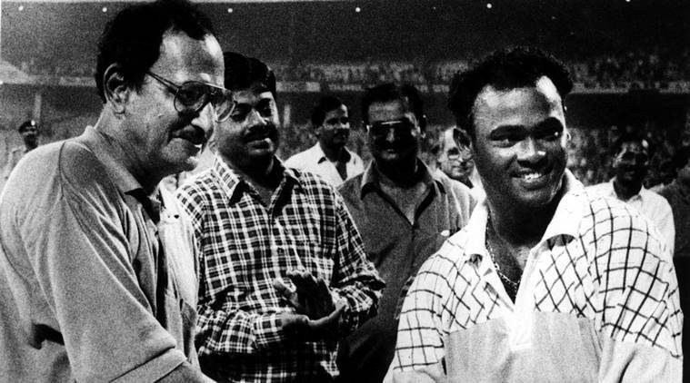 When Ajit Wadekar spoke, everbody listened, recalls Vinod Kambli
