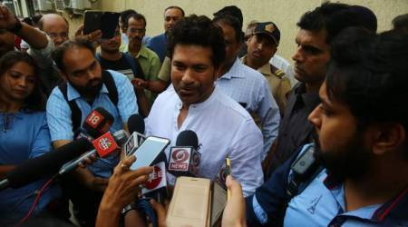 Ajit Wadekar's demise an irreparable, personal loss, says Sachin Tendulkar