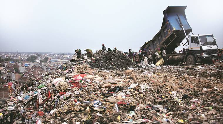 Despite framing rules, proposing fines and starting 'model colonies', waste segregation in the capital has failed to take off.