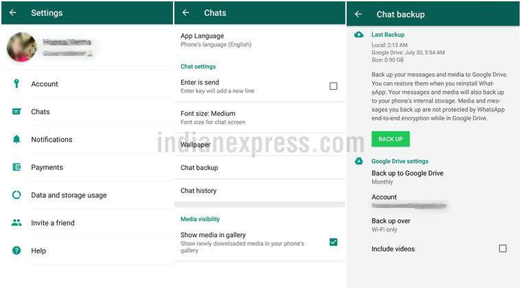 whatsapp backups to be deleted by google drive not really here s