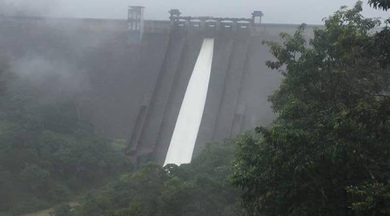 Idukki dam shutter opened after 26 years in Kerala after heavy rain