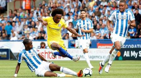Willian admits there was 'no chance' he would have remained Chelsea player under Antonio Conte