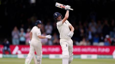 India vs England: Standing ovation at Lord's a boyhood dream, says Chris Woakes