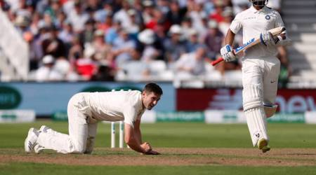 India vs England: We struggled to create chances in middle period, says ChrisWoakes