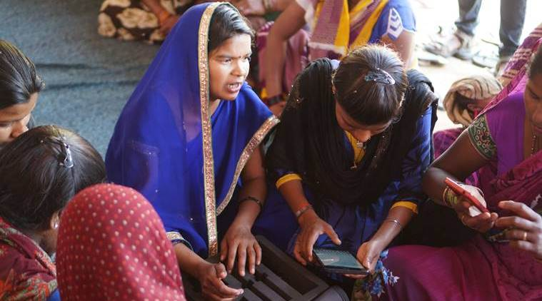 gender gap, Internet, mobile services in India, mobile penetration India, telecom sector, Internet users India, India mobile users, internet gender gap, woman empowerment and internet, indian express
