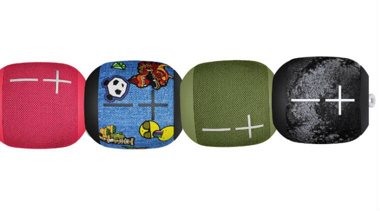 Ultimate Ears Wonderboom Freestyle collection launched in India for Rs 6,995