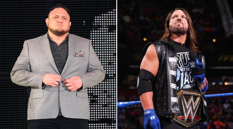 WWE SmackDown Live: Samoa Joe continues mind games with AJ Styles ahead of SummerSlam