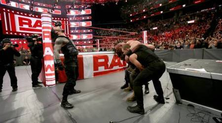 WWE Raw Results: The Shield reunite against Braun Strowman