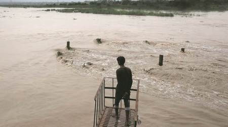 Hardlook: When a river swells