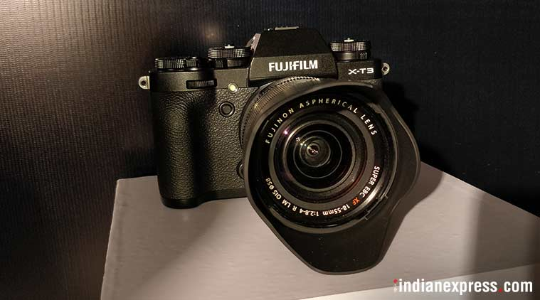 Fujifilm X-T3 mirrorless camera launched in India: Price,features