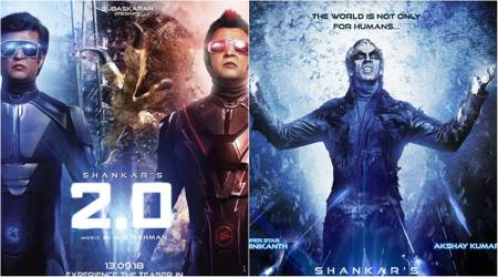 Before 2.0 teaser release, here is a look at all the posters released so far