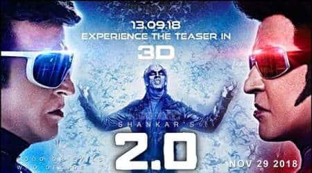 2.0 teaser: Rajinikanth and Akshay Kumar prepare for the ultimateshowdown