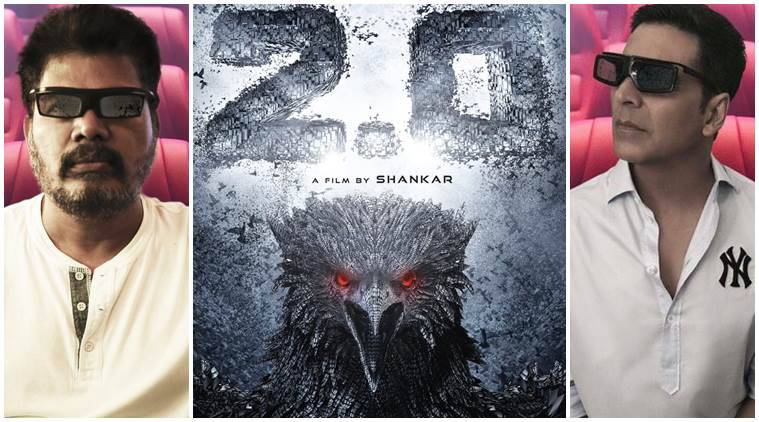2.0 teaser launch 3D Where to watch