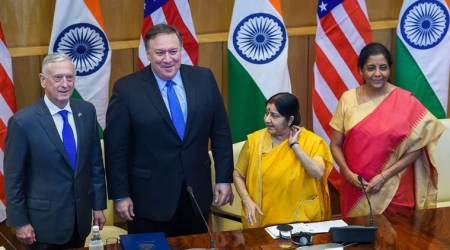 First 2+2 Dialogue 'defining moment' for Indo-US relations: JimMattis