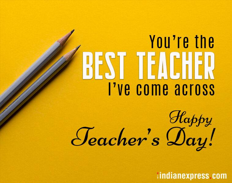 Happy Teachers' Day 2018 Wishes: Images, Quotes, Messages