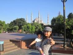 Travelling with a baby: Meet blogger Deenaz Raisinghani, the BackpackingMama