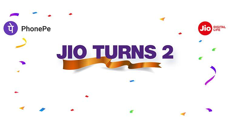 Jio offers Rs 100 cashback on popular prepaid plans via PhonePe transaction