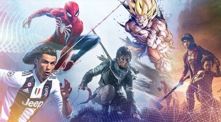 Top video games, Video games, Video games September 2018, FIFA 19, Marvel's Spider-Man, Spider-Man, PS4, PlayStation, Sony PS4, Xbox One, Xbox, Nintendo, Nintendo Switch, PC, PC Gaming, Nintendo Switch games, Switch games, Dragon Quest XI: Echoes of an Elusive Age, Immortal: Unchained, Shadow of the Tomb Raider, The Walking Dead: The Telltale Series - The Final Season, Dragon Ball FighterZ, NBA 2K19, NBA Live 19