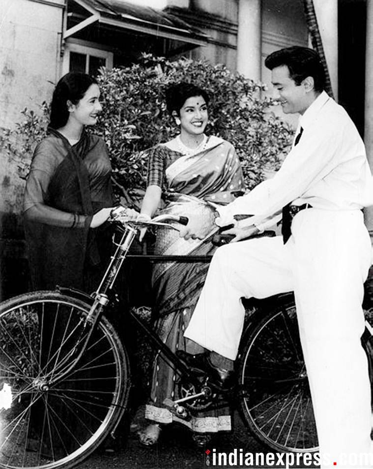 dev anand and nutan