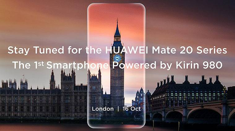 huawei kirin 980, huawei kirin 980 processor, kirin 980 features, kirin 980 dual NPU, huawei mate 20 pro, huawei mate 20 series, huawei mate 20 series launch, kirin 980 release date, kirin 980 availability, hisilicon kirin 980, honor magic 2, huawei