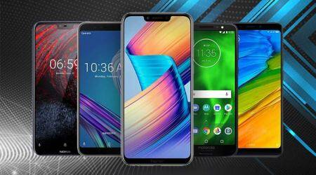 Best phones under Rs 20,000 to buy in India in September 2018: From Nokia 6.1 Plus to Redmi Note 5Pro