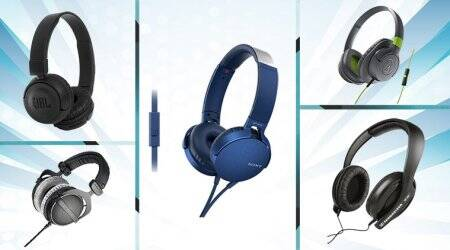 best headphones under Rs 3000, best over-ear headphones, best over-ear headphones under Rs 3000, best headphones under Rs 3000 in India, top five over-ear headphones, Beyerdynamic DT 235, Audio Technica Sonic Fuel ATH-AX1iS GY, Sennheiser HD 202 II, JBL T450BT, Sony MDR-XB550AP, over-ear headphones, audio