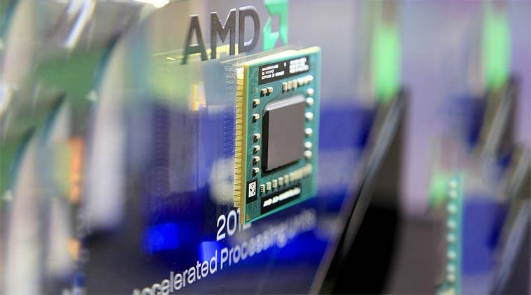 AMD, AMD shares, Intel, Microsoft, AMD 7nm chip, Sony, Huawei HiSilicon, AMD chipset, AMD stocks, AMD stocks rise, Philadelphia Stock Exchange Semiconductor Index, Advanced Micro Devices, Qualcomm, semiconductor