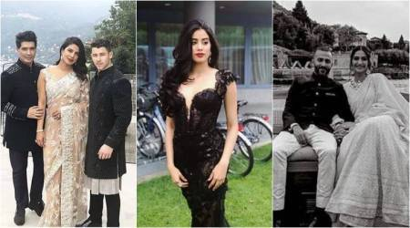 All eyes on Priyanka Chopra, Nick Jonas, Janhvi and Sonam at Isha Ambani's engagement bash at Lake Como, Italy