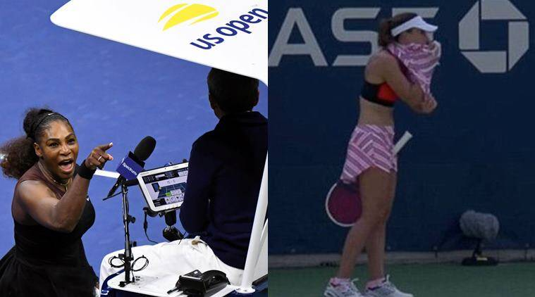 Tennis umpires 'thoroughly disturbed' by lack of support from WTA