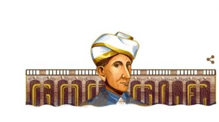 On Engineers Day, Google Doodle honours Bharat Ratna M Visvesvaraya