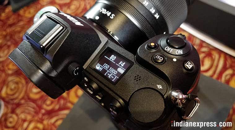 Nikon Z7, Z6 full-frame mirrorless cameras, Nikkor Z lenses