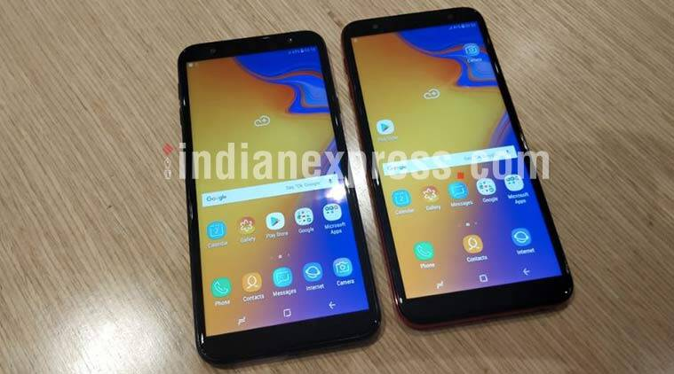 Samsung Galaxy J6+, Galaxy J4+ price in India is Rs 15,990, Rs 10,990 respectively