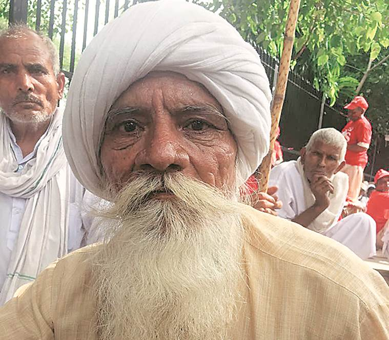 Higher prices for crops, loan waivers, Swaminathan report: In sea of red, farmers seek green shoots