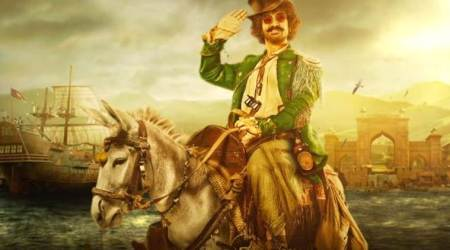 Aamir Khan is the perfect blend of mischievous and mysterious in new Thugs of Hindostan motion poster