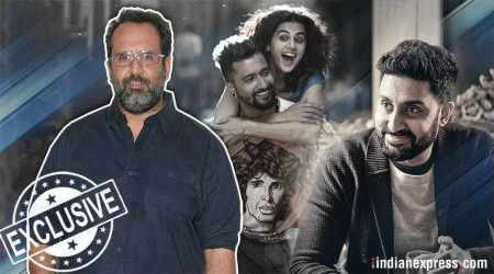 Manmarziyaan producer Aanand L Rai: Abhishek, Taapsee and Vicky are the strength of thefilm